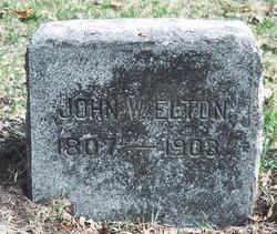 John Willis Elton