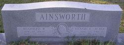 Lessie L <i>Jeter</i> Ainsworth