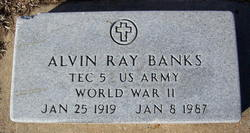 Alvin Ray Banks