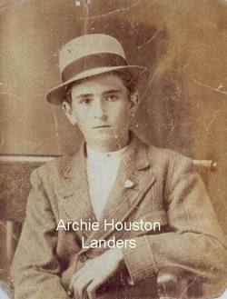 Archie Houston Landers