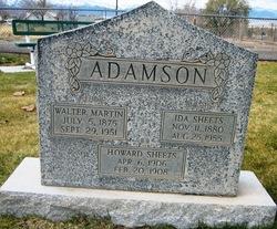 Howard Sheets Adamson