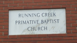 Running Creek Baptist Church Cemetery