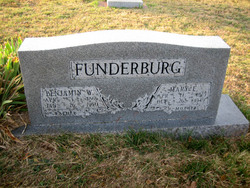 Benjamin Warren Funderburg