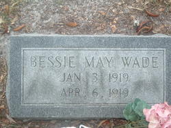 Bessie May Wade