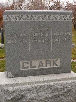 Anna <i>Rogers</i> Clark