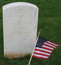 Shannon Rene Dixon