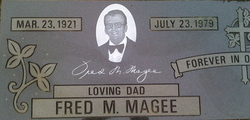 Fred M. Magee