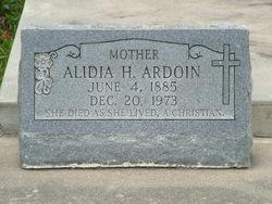 Alidea Marie <i>Hebert</i> Ardoin