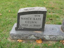 Nancy Kate <i>Cox</i> Guinn