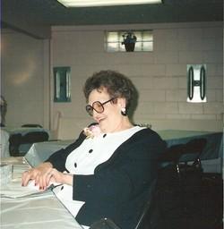 Betty Elaine <i>Buttercase</i> Baker