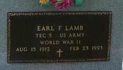Earl Fredrick Lamb