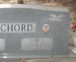 Zadie <i>Harris</i> Achord