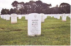 Harold Frank Bender