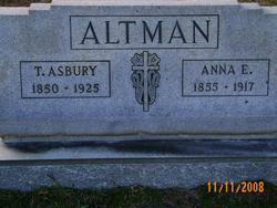 Anna E. Altman