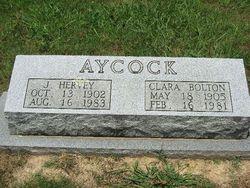 James Hervey Aycock