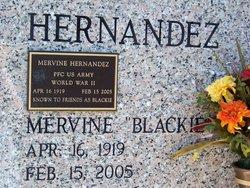 Mervine Blackie Hernandez