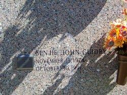 Benjie John Guidry