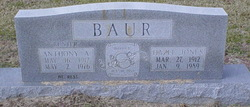 Hazel <i>Jones</i> Baur