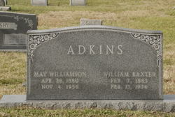May <i>Williamson</i> Adkins