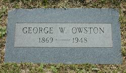 George Washington Owston