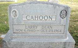 Larry Dean Cahoon