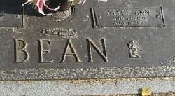 Alyce Ann Bean