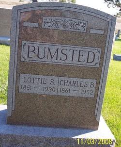 Charlotte Susannah Lottie <i>Gates</i> Bumsted