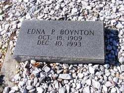 Edna P. Boynton