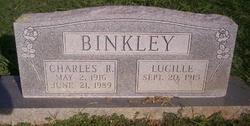 Charles R Brinkley
