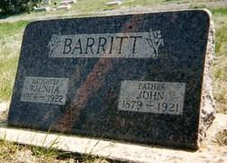 John Andrew Barritt