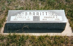 Prunila Nylie <i>Dykes</i> Barritt