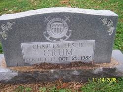 Charles Leslie Crum