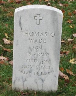 Thomas Oglethorpe Wade