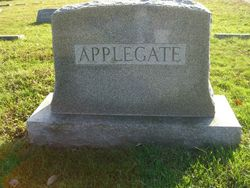Pvt A Rulon Applegate