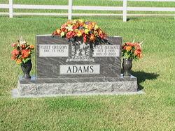 Joyce <i>Shumate</i> Adams