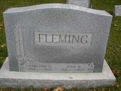 Carlton Davis Fleming