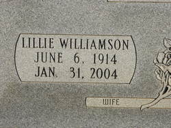 Lillie <i>Williamson</i> Brooks