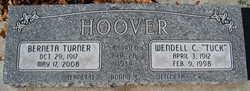 Berneta Hoover