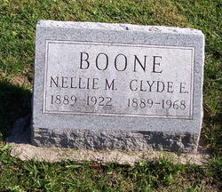 Clyde Ellice Boone