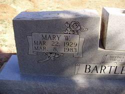 Mary Wynelle <i>Reid</i> Bartlett