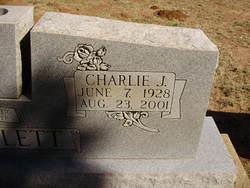 Charlie Joe Bartlett