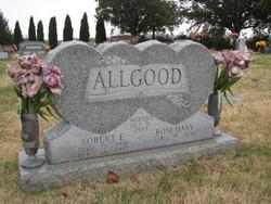 Robert Elmer Allgood, Sr