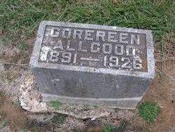 Corereen Allgood