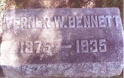 Verner W Bennett