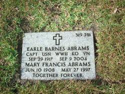 Earle Barnes Abrams