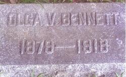 Olga V Bennett
