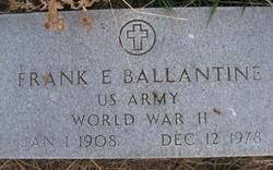 Frank E. Ballantine