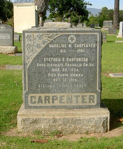 Stephen F. Carpenter