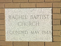 Rachel Baptist Church Cemetery