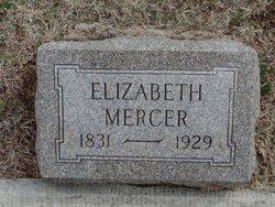 Sarah Elizabeth <i>Roberts</i> Mercer